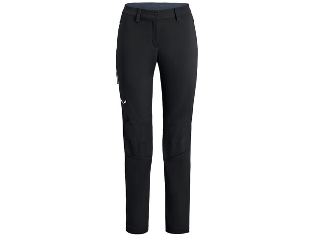 SALEWA Puez Orval 2 Durastretch Pantalones Mujer, black out